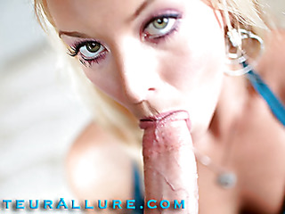 Shay can't live without to give head and that hottie shows just how much when this hottie bobs and mouths a large wang aggressively whilst rubbing her bald cookie then this hottie acquires screwed real hard solely to have a giant load of cum shot into her waiting mouth.
