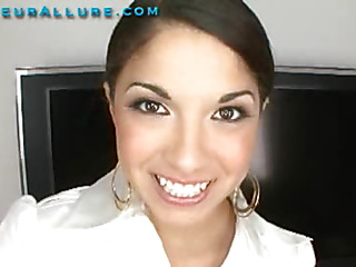 Madaline is Twenty years old, and currently enrolled as nursing student at a nearby community college. This is her First time having sex on camera. I had her blow me and I face drilled her silly. Then I slid my hard knob into her taut juicy cum-hole and drilled her hard. Then I discharged my load in her throat and that babe swallowed it down.