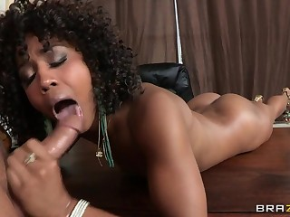 On a very peculiar clip of Interventionzz, raving nymphomaniac Misty Stone is brought to her restrictions as this playgirl faces over a month of no sex. Not even masturbation is allowed in Dr. Reed's facility. See as the will-this babe-won't-this playgirl sexual tension builds until sex-hungry Misty can take no more! The question is, can that playgirl control herself?!