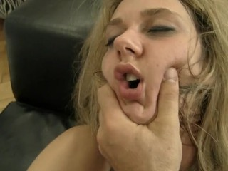 Sexy Natasha Is Teasing Rocco With A Giant Toy In Her Obscene Cleft!