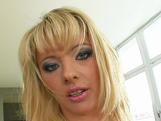 Deepthroating and hard sex are exactly the things that this little blonde slut needed. This Chick acquires totally destoryed before swallowing a large load of goo.