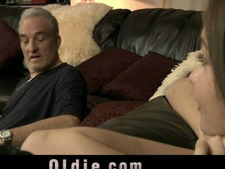 Mika is no greater quantity that little angel who old stud David knew about. That Babe is now a youthful nice-looking angel who found sex and search ramrods for fuck. His old weenie is ideal to experiences a youthful backdoor